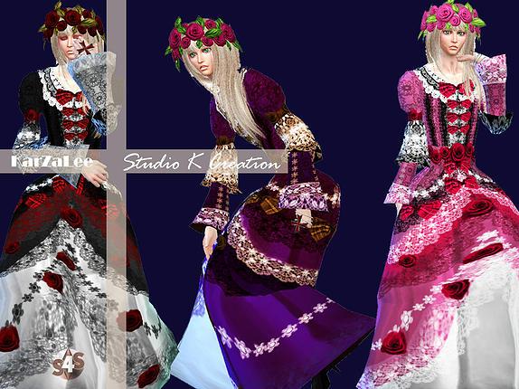 Studio K Creation Versailles Chic Hizaki Male Dress
