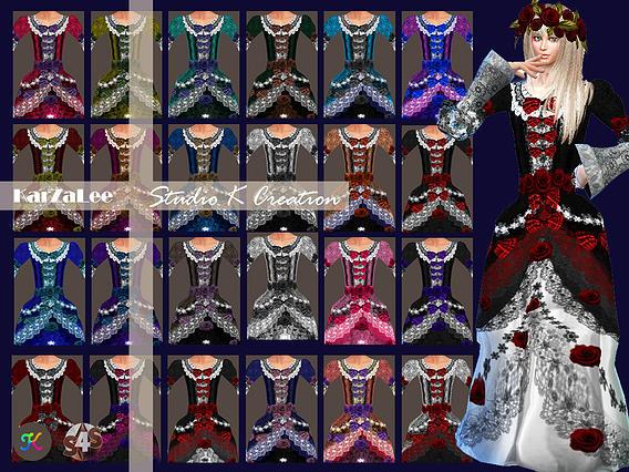 Studio K Creation: Versailles Chic HiZaki male dress