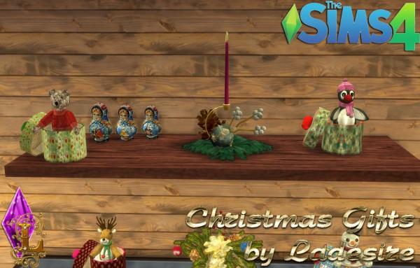 Ladesire Creative Corner: Christmas Gifts