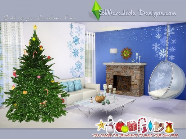 The Sims Resource Build Up Your Christmas Tree By