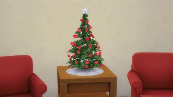 Veranka: Christmas Tree Lamp