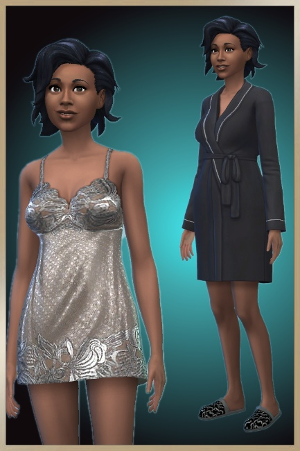Blackys Sims 4 Zoo: Rina Bource by Cappu