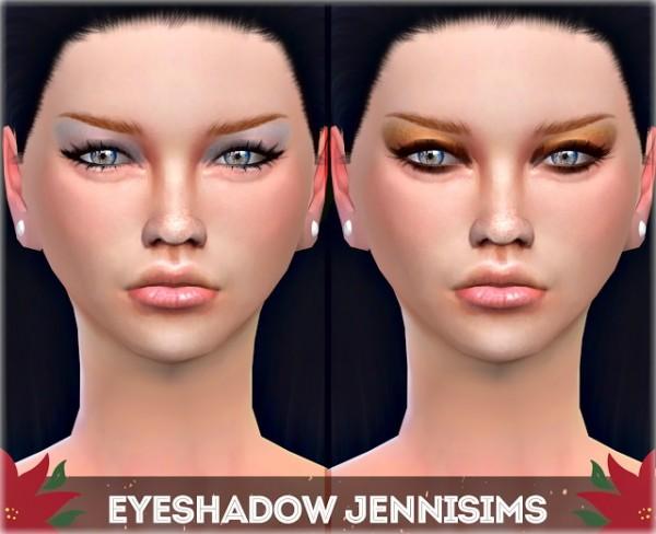 Jenni Sims: Christmas EyeShadow Extreme Xmas
