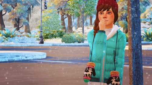 In A Bad Romance Winter Jacket Sims 4 Downloads