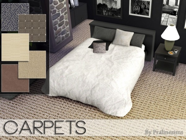 The Sims Resource Carpets By Pralinesims Sims 4 Downloads