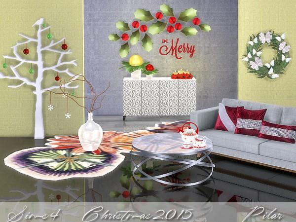 SimControl: Christmas 2015 by Pilar