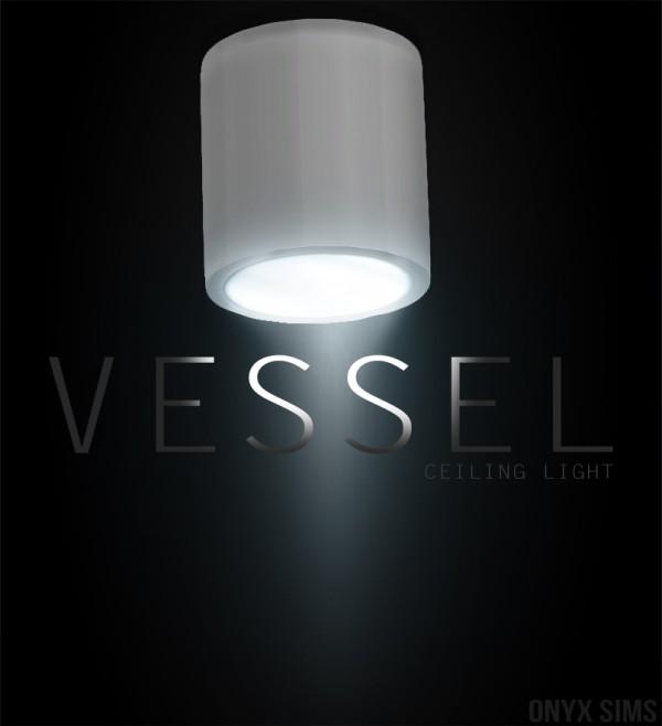Onyx Sims: Vessel Light