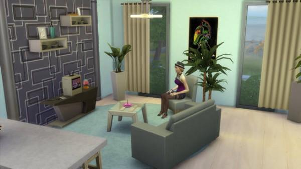 Blackys Sims 4 Zoo: Island Starter