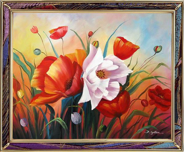 Trudie55: Handpainted painting