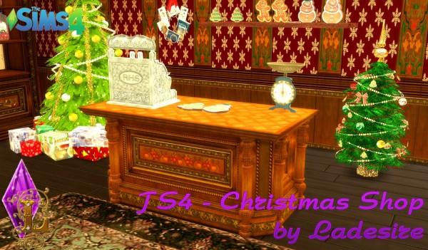 Ladesire Creative Corner: Christmas Shop