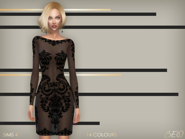 BEO Creations: Anveay 02 dress