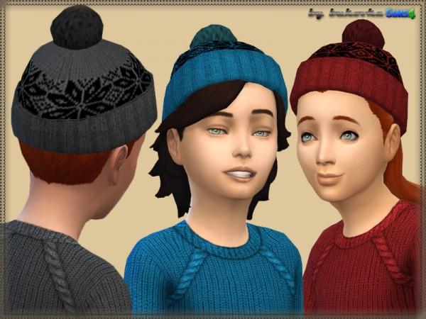 The Sims Resource: Set Snowflake by Bukovka