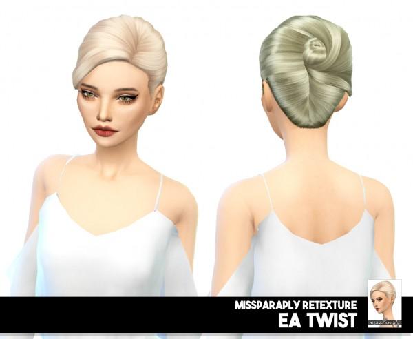 Miss Paraply: EA Twist: solids