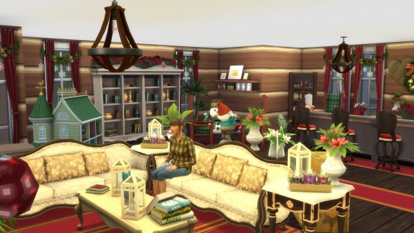 Bree`s Sims Stuff: A Christmas To Remember