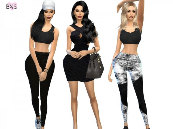 the sims resource kylie jenner by babexsim sims 4 downloads