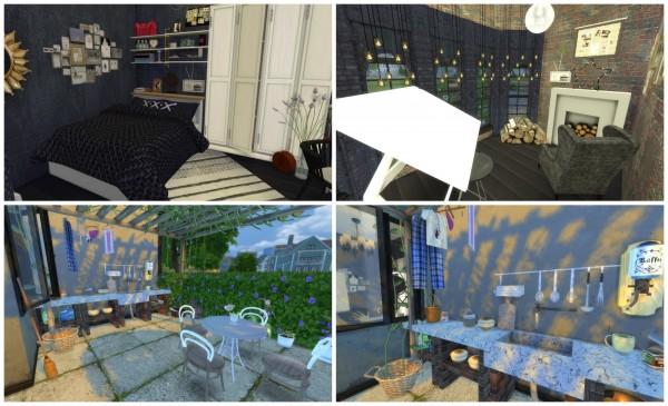 Dinha Gamer: Lily house