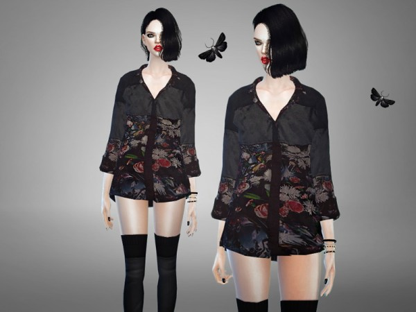 MissFortune Sims: Midnight Collection