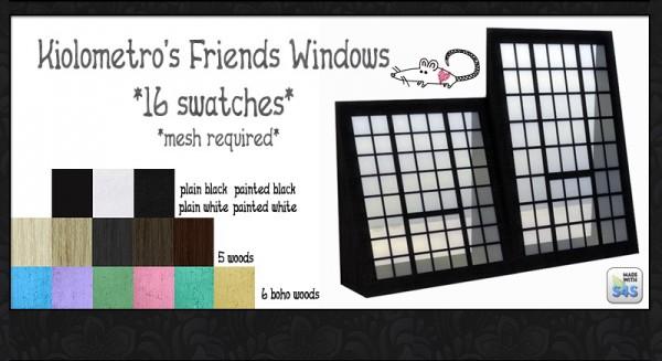 Loveratsims4: Kilometro`s friends windows