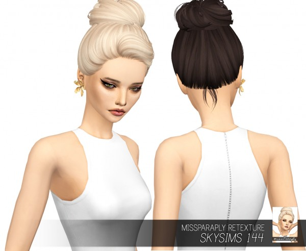 Miss Paraply: Skysims 144: Solids