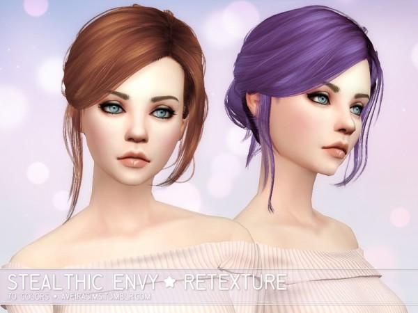 Aveira Sims 4: Stealthic Envy   Retexture