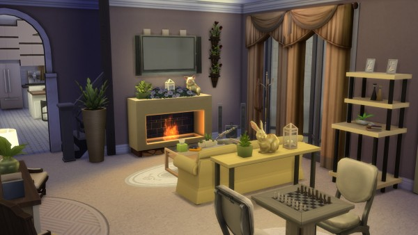 Bree`s Sims Stuff: Inglewood house