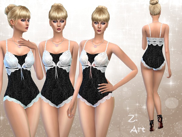 The Sims Resource: Fineness by Zuckerschnute20