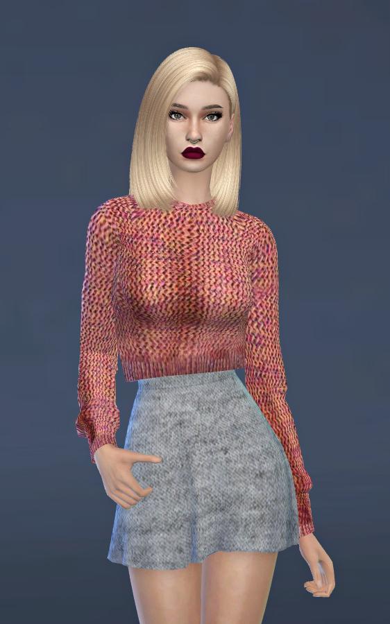 Kenzar Sims: Alexis Sweaters