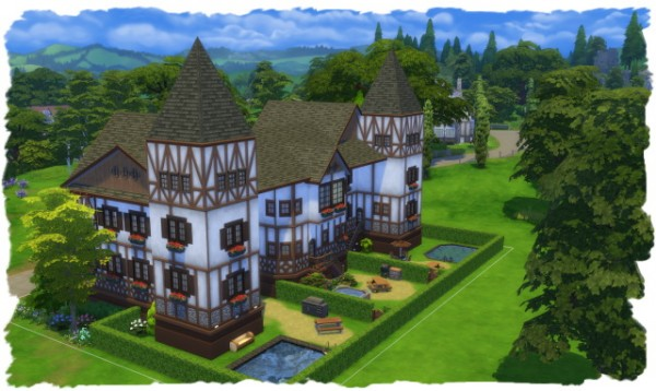 All4Sims: House by Chalipp
