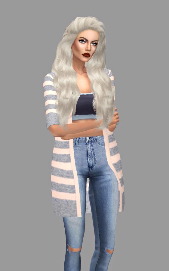 Kenzar Sims: Nicole Cardigans