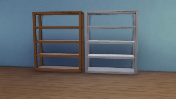 Mod The Sims Grand Designs Collectible Shelf By Chaggith