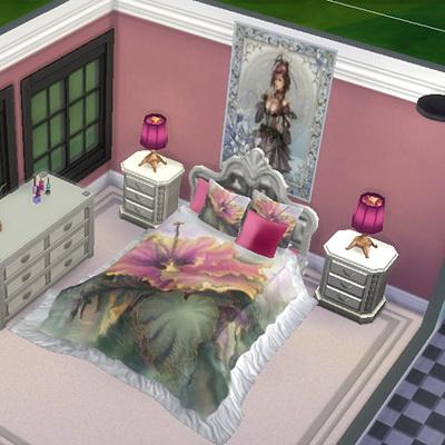 Trudie55: Cordelia double bed