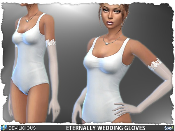 The Sims Resource: Eternally Wedding Set by Devilicious