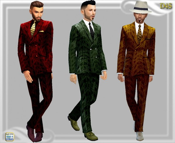 Dreaming 4 Sims: DDB5 suit