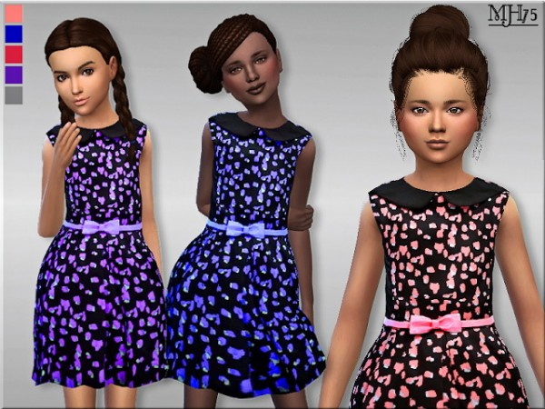 Sims Addictions: Free Spirit Dress
