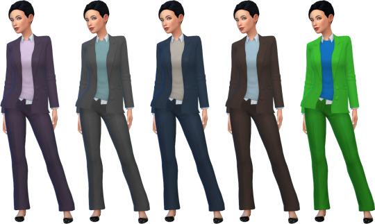 Deelitefulsimmer: Fantastic suits