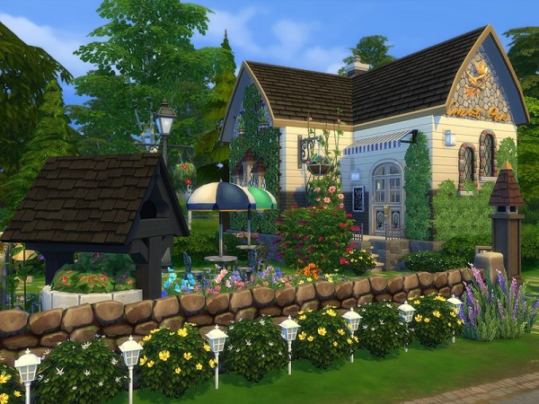The Sims Resource: The Double Bird by Ineliz