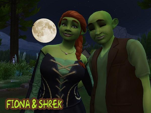 Akisima Sims Blog Shrek S Swamp Sims 4 Downloads