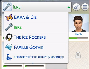 Mod The Sims: More Clubs per Sim by Neia