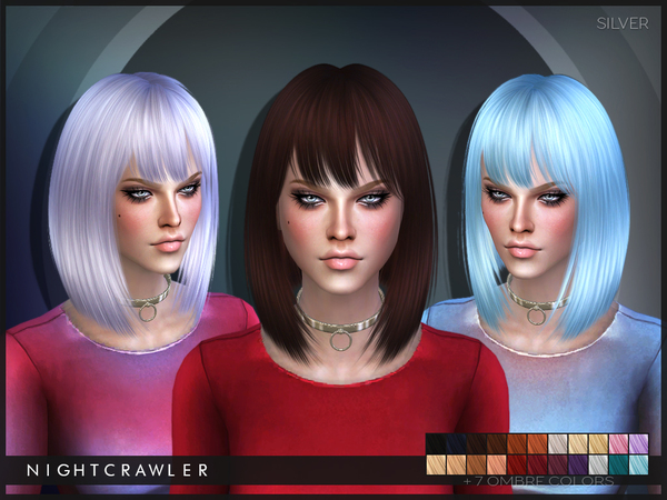 The Sims Resource: Nightcrawler   Silver