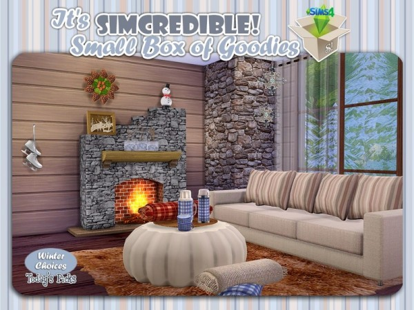 The Sims Resource: Winter Choices by SIMcredible
