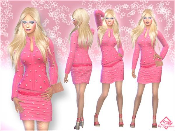 The Sims Resource: Moschino Ispired Set by Devirose
