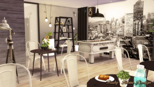 Ruby`s Home Design: Container Coffee Shop