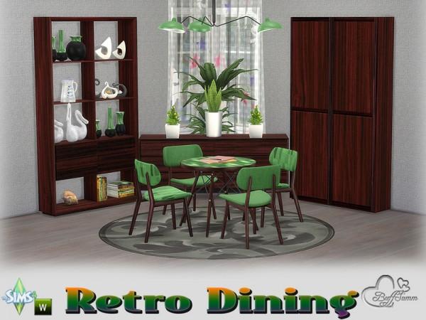 The Sims Resource: Retro Diningroom by BuffSumm
