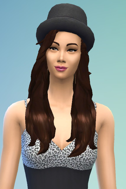 Birkschessimsblog: Eva in paradise hairstyle