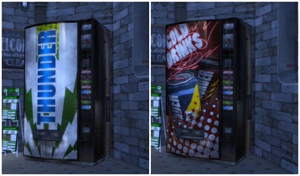 Dinha Gamer: Vending Machine