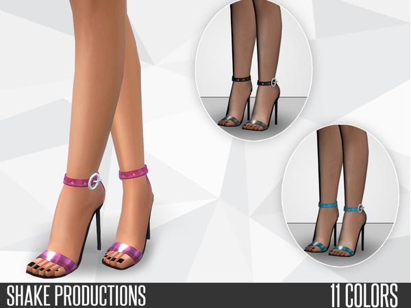 The Sims Resource: Shake Productions High Heels 49