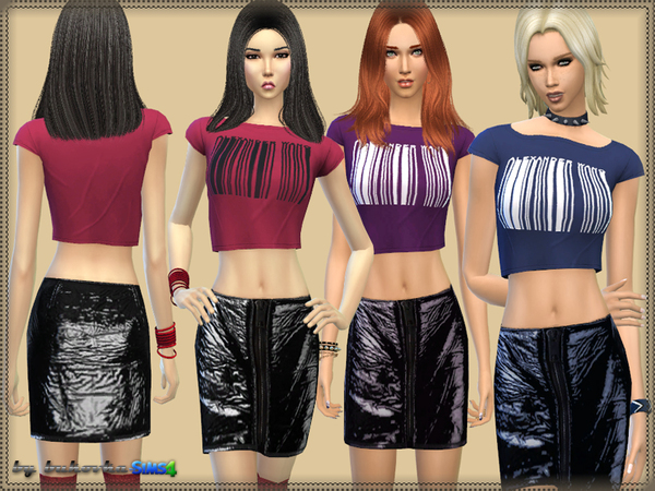 The Sims Resource: Set Casual by Bukovka