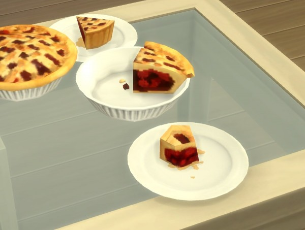 Mod The Sims: Cherry Pie by plasticbox