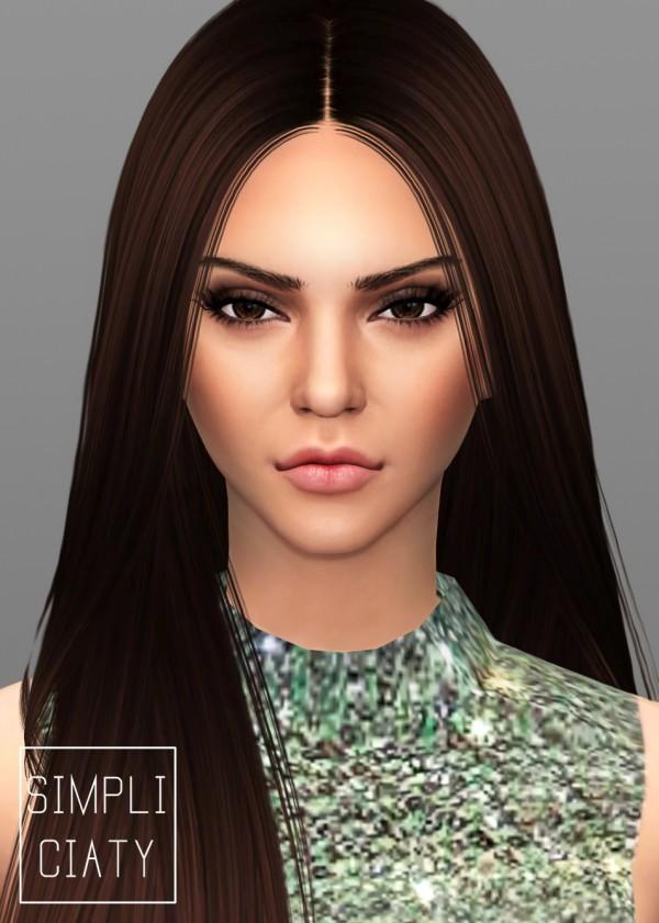 Simpliciaty: Female model pack