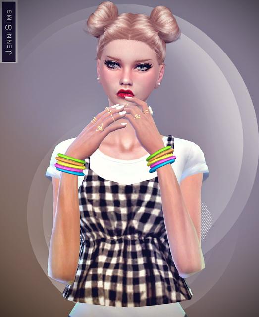 Jenni Sims: Bracelets Dual